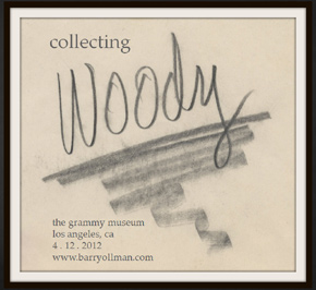 Collecting Woody