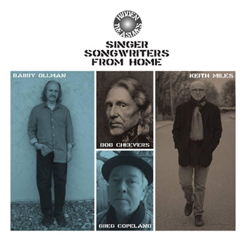 Hidden Treasures... Singer Songwriters From Home
